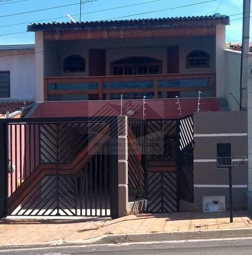 Casa, código 395 em Tatuí, bairro Residencial Donato Flores