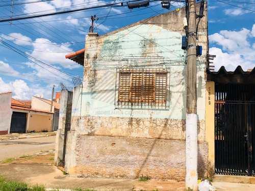 Casa, código 400 em Tatuí, bairro Loteamento Modena