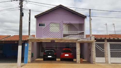 Casa, código 405 em Tatuí, bairro Vila Angélica