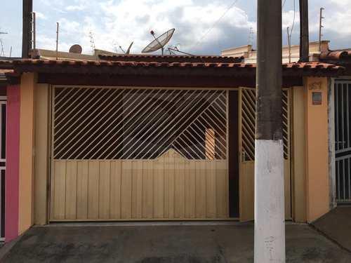 Casa, código 437 em Tatuí, bairro Vila Paulina
