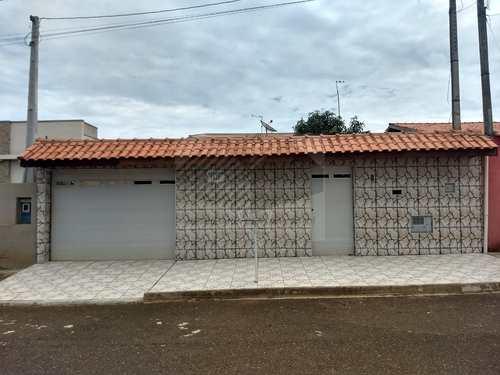 Casa, código 478 em Tatuí, bairro Residencial Astória