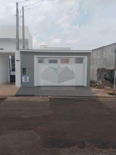 Casa, código 529 em Tatuí, bairro Vila Doutor Laurindo