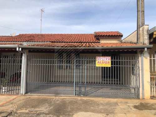 Casa, código 531 em Tatuí, bairro Chácara Flora