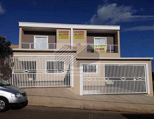 Casa, código 539 em Tatuí, bairro Jardim Residencial Santa Cruz