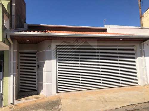 Casa, código 543 em Tatuí, bairro Centro