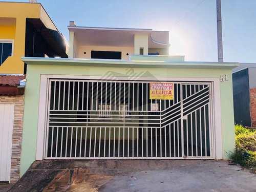 Casa, código 556 em Tatuí, bairro Jardim Residencial Santa Cruz