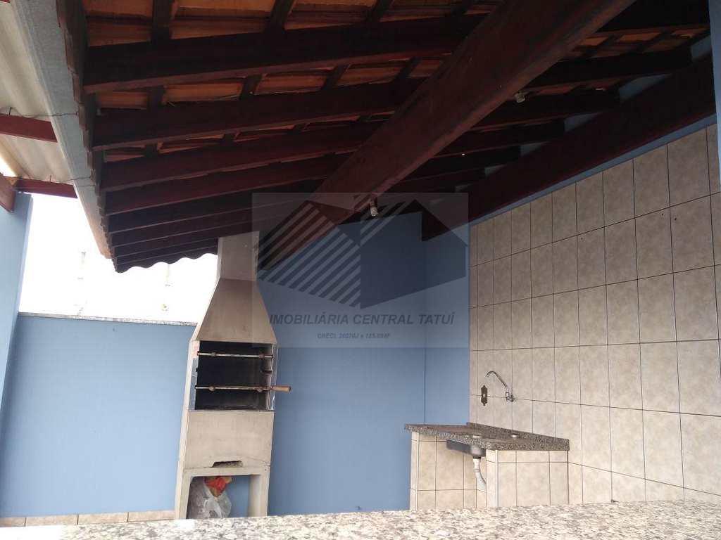 Casa em Tatuí, no bairro Chácara Flora