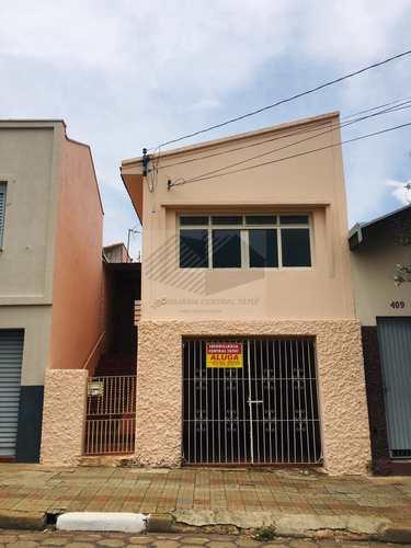 Casa, código 578 em Tatuí, bairro Centro
