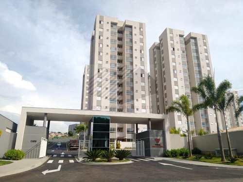 Apartamento, código 581 em Tatuí, bairro Chácara Junqueira
