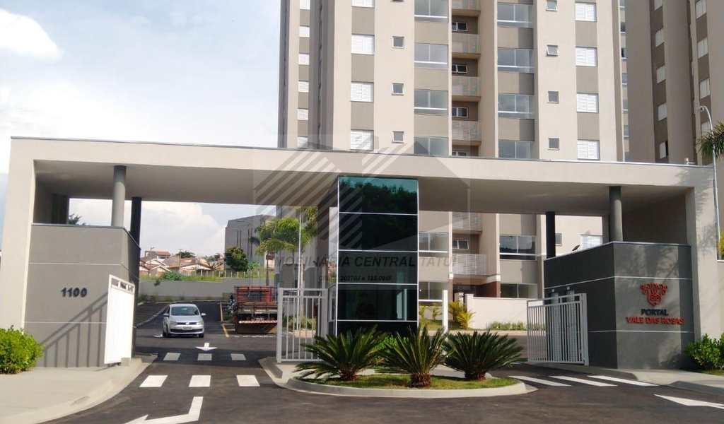 Apartamento em Tatuí, bairro Chácara Junqueira