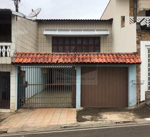 Casa, código 604 em Tatuí, bairro Jardim Lucila