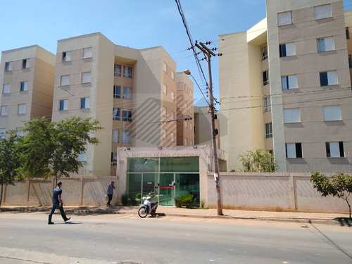 Apartamento, código 612 em Tatuí, bairro Jardim San Raphael