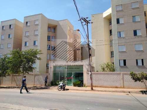 Apartamento, código 613 em Tatuí, bairro Jardim San Raphael