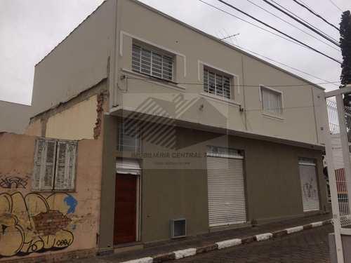 Sala Comercial, código 617 em Tatuí, bairro Centro
