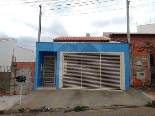 Casa, código 623 em Tatuí, bairro Jardim Mantovani
