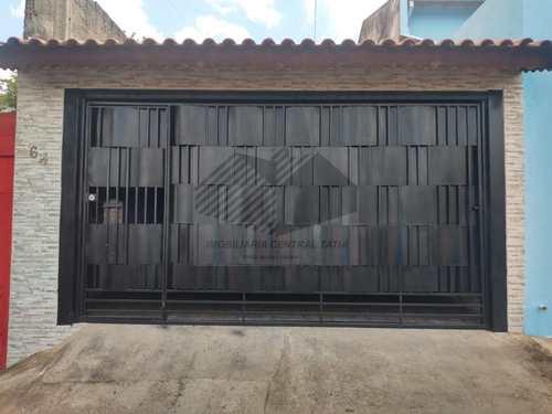Casa, código 634 em Tatuí, bairro Jardim Rosa Garcia