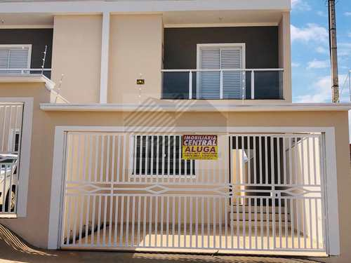 Casa, código 644 em Tatuí, bairro Jardim Residencial Santa Cruz