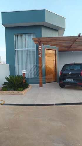 Casa de Condomínio, código 660 em Tatuí, bairro Residencial Bosques dos Ipês