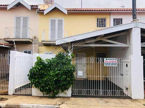 Casa, código 674 em Tatuí, bairro Residencial Village Vitória
