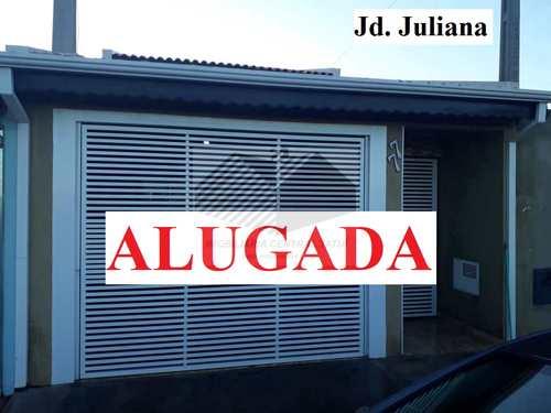 Casa, código 751 em Tatuí, bairro Loteamento Residencial Juliana