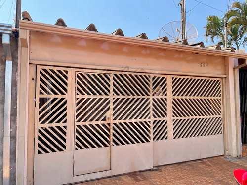 Casa, código 770 em Tatuí, bairro Vila Angélica