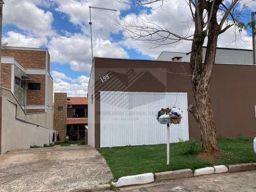Casa, código 787 em Tatuí, bairro Colina Verde