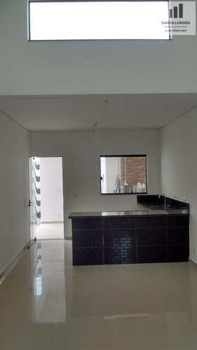 Casa de Condomínio, código 239 em Sorocaba, bairro Terras de São Francisco