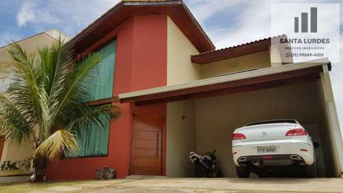 Casa de Condomínio, código 323 em Sorocaba, bairro Iporanga