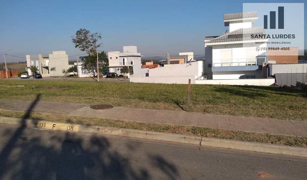 Terreno de Condomínio em Sorocaba, bairro Cajuru do Sul