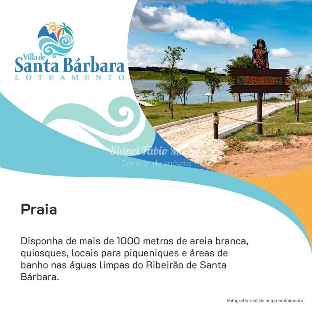 Condomínio em Zacarias, no bairro Villa de Santa Bárbara