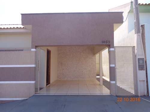 Casa, código 20 em Piacatu, bairro Centro