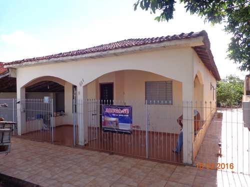 Casa, código 26 em Piacatu, bairro Centro