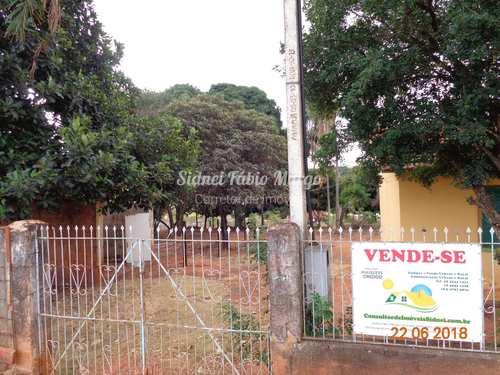 Terreno, código 49 em Piacatu, bairro Centro