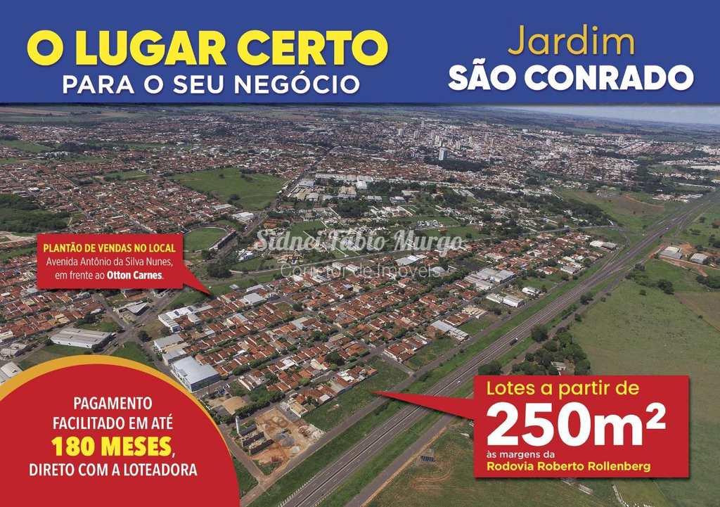 Loteamento em Birigui, no bairro Jardim São Conrado