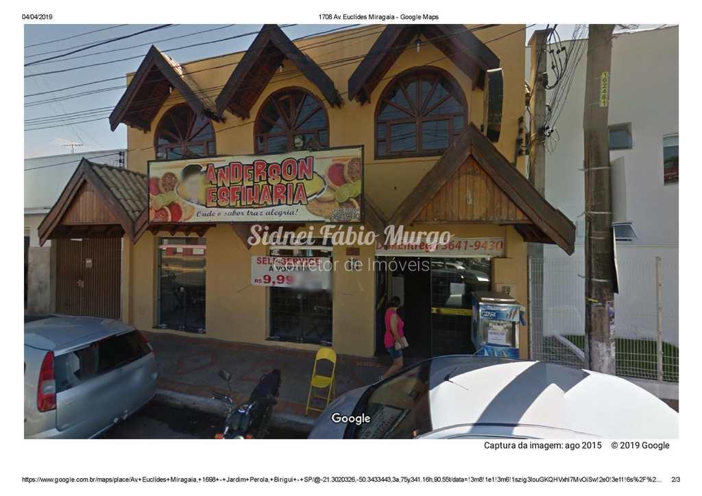Sobrado Comercial em Birigui, no bairro Jardim Jussara Maria