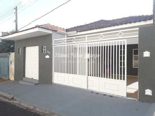 Casa, código 120 em Birigui, bairro Residencial Jardim do Trevo