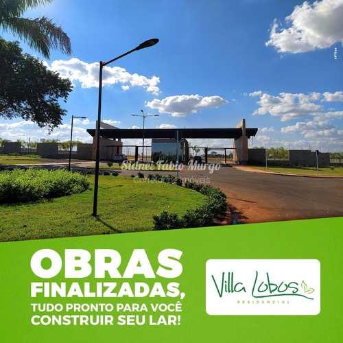 Terreno de Condomínio, código 131 em Birigui, bairro Villa Lobos Residencial