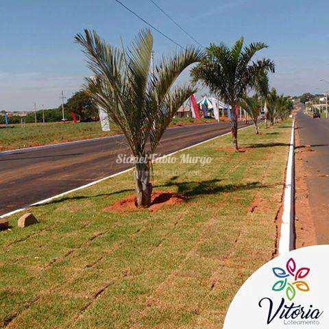 Terreno, código 182 em Birigui, bairro Residencial Vitória