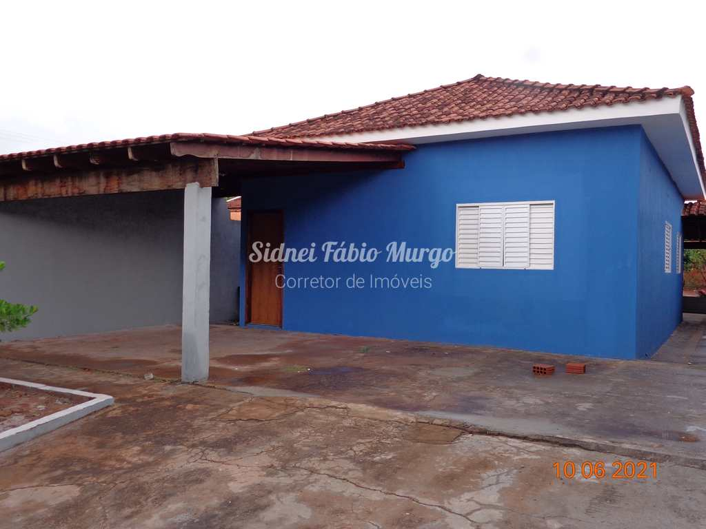 Casa em Piacatu, no bairro Centro