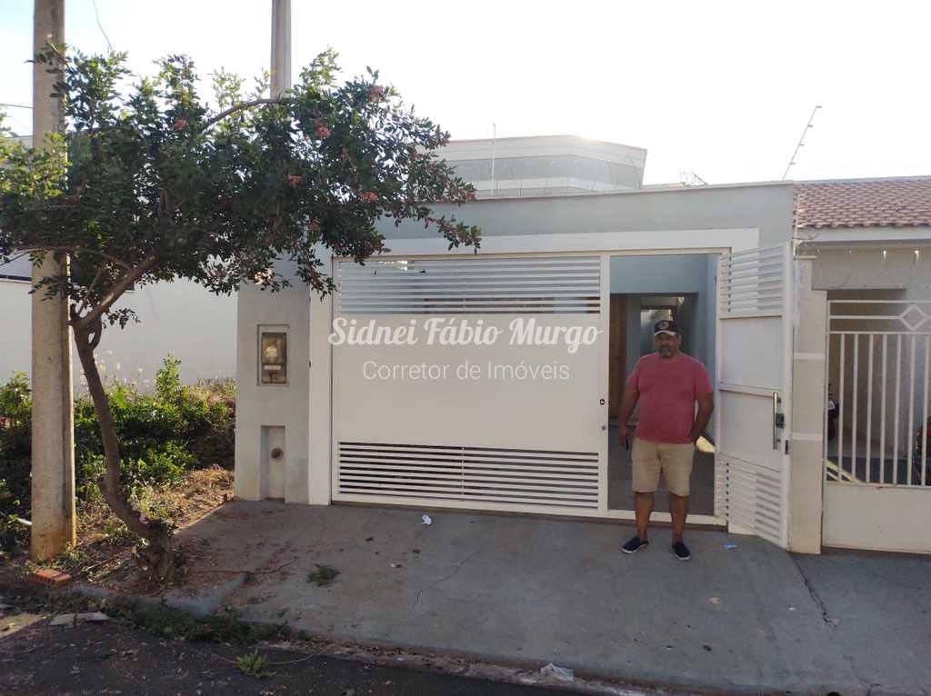 Casa em Birigui, no bairro Residencial Atenas
