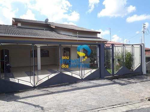 Casa, código 19 em Bragança Paulista, bairro Jardim Europa
