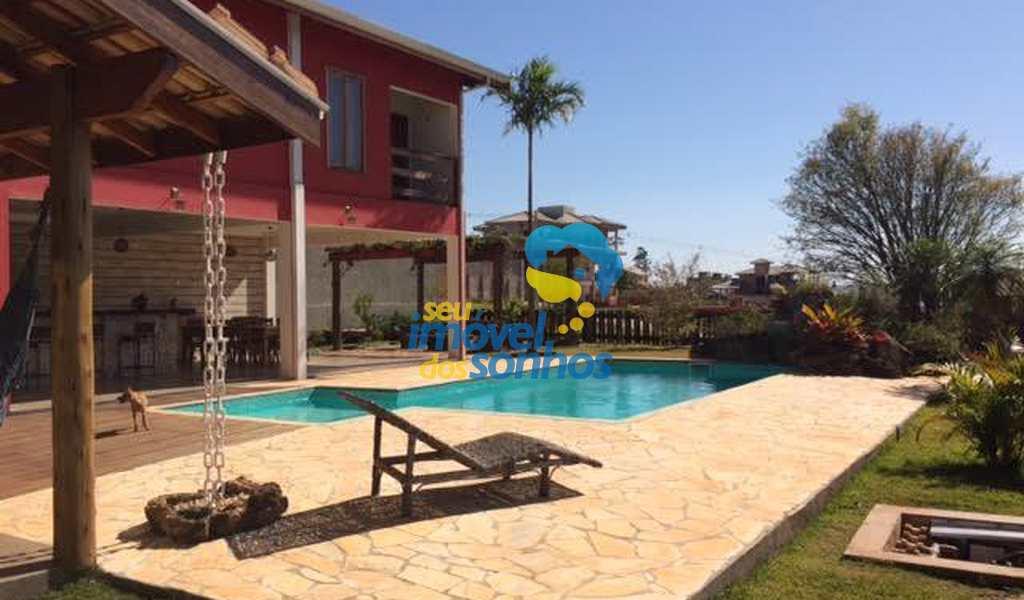 Casa de Condomínio em Atibaia, bairro Jardim Paraíso da Usina