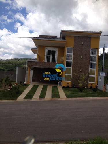 Casa de Condomínio, código 43 em Bragança Paulista, bairro Taboão