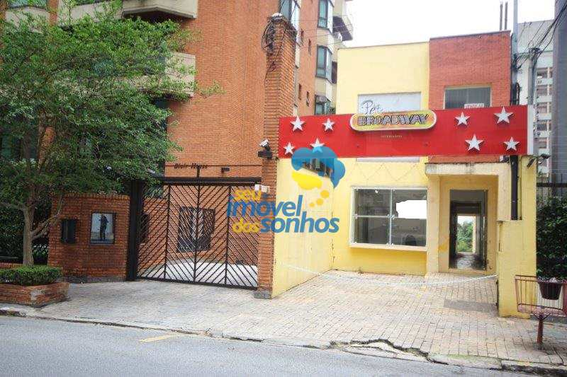 Sobrado Comercial em São Paulo, no bairro Jardim Paulista