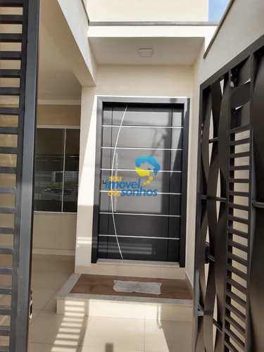 Casa, código 59 em Bragança Paulista, bairro Residencial Quinta dos Vinhedos