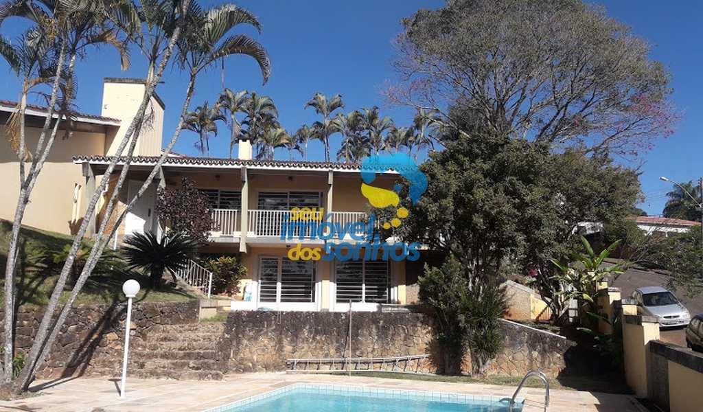 Casa em Bragança Paulista, bairro Lagos de Santa Helena
