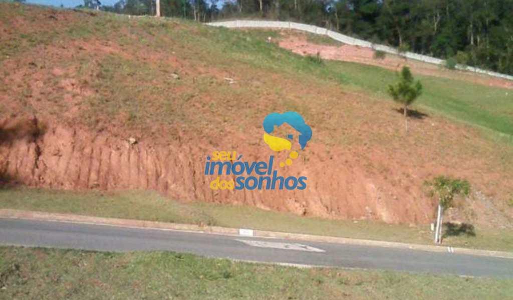 Terreno de Condomínio em Atibaia, bairro Condominio Quintas da Boa Vista