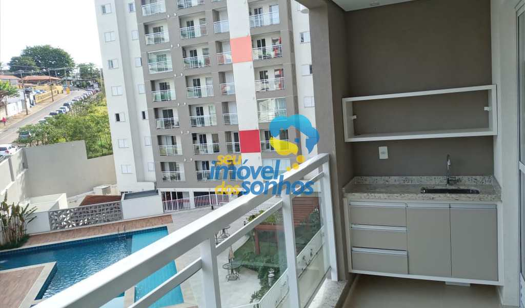 Apartamento em Bragança Paulista, bairro Jardim do Sul