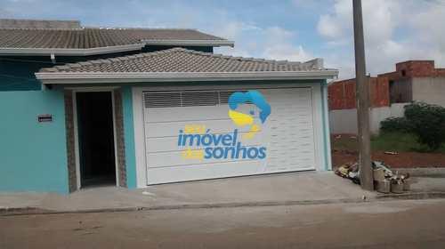 Casa, código 78 em Bragança Paulista, bairro Jardim Vista Alegre