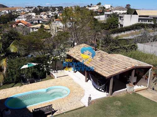 Casa, código 87 em Bragança Paulista, bairro Lagos de Santa Helena